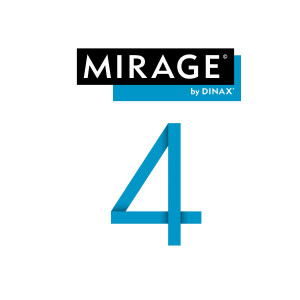 "Mirage 4 17"" Edition v18 incl. PRO Ext. - Dongle"