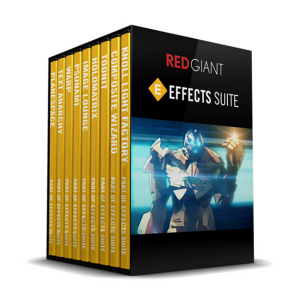 Red Giant Effects Suite 11 Upgrade