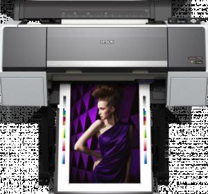EPSON SureColor SC-P7000 Violett Spectro