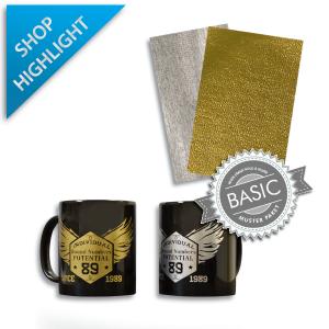 ONE Multi-Trans Metallic Musterpaket - Basic