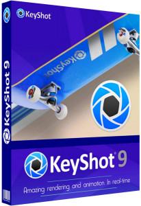 Luxion Upgrade KeyShot 7, 8 Pro zu 9 Enterprise