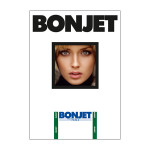 Bonjet Leather Matt Paper A4 (21 x 29,7 cm), 50 Blatt