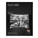Wacom flexible Stiftspitzen für Intuos4/5 - (5er-Pack)