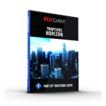 Red Giant Trapcode Horizon 1.1