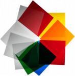 Elinchrom Set mit 10 Farbfiltern