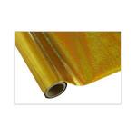 ONE Heissprägefolie - Weave Gold - Texturfarbe - 30 cm x 12 m