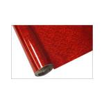 ONE Heissprägefolie - Weave Red - Texturfarbe - 30 cm x 12 m