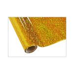ONE Heissprägefolie - Cubism Gold - Texturfarbe - 30 cm x 12 m
