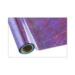 ONE Heissprägefolie - Confetti Violet - Texturfarbe - 30 cm x 12m