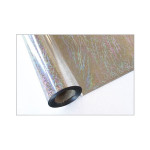 ONE Heissprägefolie - Confetti Silver - Texturfarbe - 30 cm x 12m