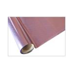 ONE Heissprägefolie - Carbon Fiber Rose - Texturfarbe