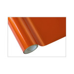 ONE Heissprägefolie - Matte Orange - Standardfarbe - 30 cm x 12 m