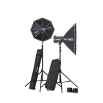 Elinchrom BRX 500/500 Softbox to go Set