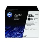 HP Toner schwarz 2x für LJ P3010/15/16 je bis zu 12500 Seiten