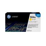 HP Toner gelb CLJ CP3525 bis zu 7000 Seiten
