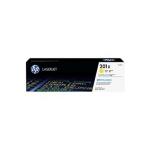 HP Toner gelb CLJ Pro M252/M277/M274, HP201X, bis zu 2300 S.
