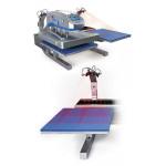STAHLS´ Laser Positionierungssystem für Dual Air Fusion