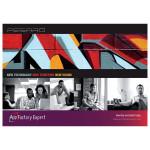 AppFactory Expert PET Film, Backlight, 200g/qm, A4, 100 Blatt
