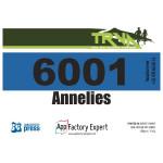 AppFactory Expert White  - Non woven PET, 100 g/qm, A4, 100 Blatt