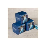 AppFactory Expert PET Film, dunkelblau, 155 g/qm, SRA3, 100 Blatt