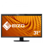 "EIZO CG319X ColorEdge 31"" 4k Color-Management Monitor schwarz"