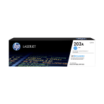 HP Toner cyan 203A Color LaserJet Pro MFP M280nw 1300 Seiten