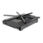 XY Imager XY-SPIN 1200 - Dreheinheit 1200 inklusive Tragarmen