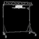 XY Imager XY-RACK 200 - Metallträgersystem 200 inklusive Hintergr