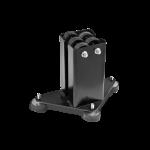 XY Imager XY-FIRM Stabile Rollauflage für 2 m Drehteller