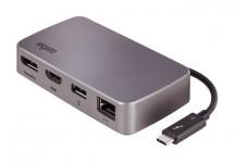 Elgato Thunderbolt 3 Mini Dock USB-C/Thunderbolt 3 HDMI DisplayPo