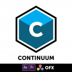 Boris FX Continuum 2019 Adobe/OFX/Apple