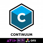 Boris FX Continuum 2019 Avid/Adobe/OFX/Apple Upgrade