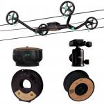 Syrp Slingshot Tracking CableCam - Indie KIT 100m
