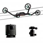 Syrp Slingshot Tracking CableCam - Starter KIT 25m