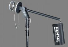 HENSEL Bounce Adapter für Kompaktblitze und -Blitzköpfe