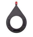 HENSEL Halterung, rund, für Gittermasken und Gläser