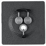 HENSEL Optischer Adapter für 3 Lichtleitfasern