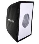 HENSEL Softbox Sunhaze 45 x 65 cm, für Starspot