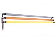HENSEL STH-Hintergrundsystem, manuell, komplett mit 3 Stahlachsen