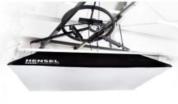 HENSEL Table Top Autolight flach, L x B x H: 200 x 130 x 45 cm