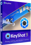 Luxion Upgrade KeyShot 7, 8 Enterprise zu 9 Enterprise