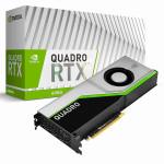 NVIDIA PNY Quadro RTX 6000 24GB GDDR6 PCIE 3.0