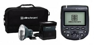 Elinchrom Bundle: ELB 500 TTL Set & Skyport Transmitter Pro Canon