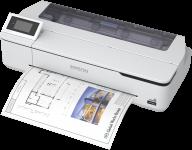 "Epson SureColor SC-T2100 Wireless Printer (No stand) 24"" (61 cm)"