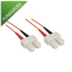 LWL-Kabel SC/SC 50/125µ 5m