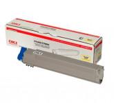 OKI Toner gelb für OKI C9600/C9650/C9800/9850/C9800MFP/C9850MFP