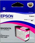 Epson Tinte magenta für Epson 3800 - 80 ml