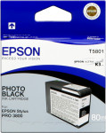 Epson Tinte photo black für Epson 3800/3880 - 80 ml