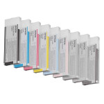 Epson Tinte light light black für SP 7800/7880/9800/9880 - 220 ml