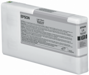 Epson Tinte light black für SP 4900 - 200 ml
